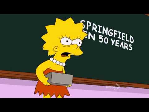 Did The Simpsons Predict Greta Thunberg S Speech And Clash With