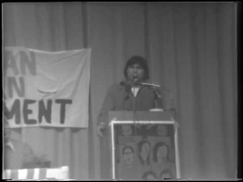 Dennis Banks at Portland State University, 1975 - Part 2