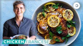 Recipe: Lemon Chicken Francese!