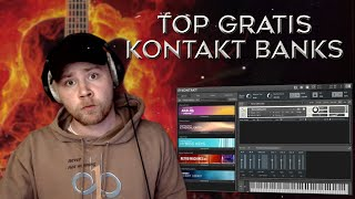 Diese GRATIS Kontakt Banks Solltet Ihr euch herunterladen   FL Studio Deutsch