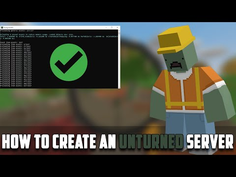 how-to-make-your-own-unturned-server!-|-how-to-host-an-unturned-server-|-unturned-with-friends-[new]