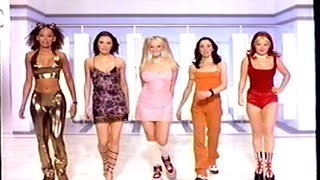 Spice World (1997) Trailer (VHS Capture)