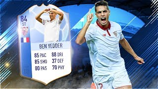 FIFA 18 TOTGS Ben Yedder Review - Team of The Group Stage Wissam Ben Yedder Player Review
