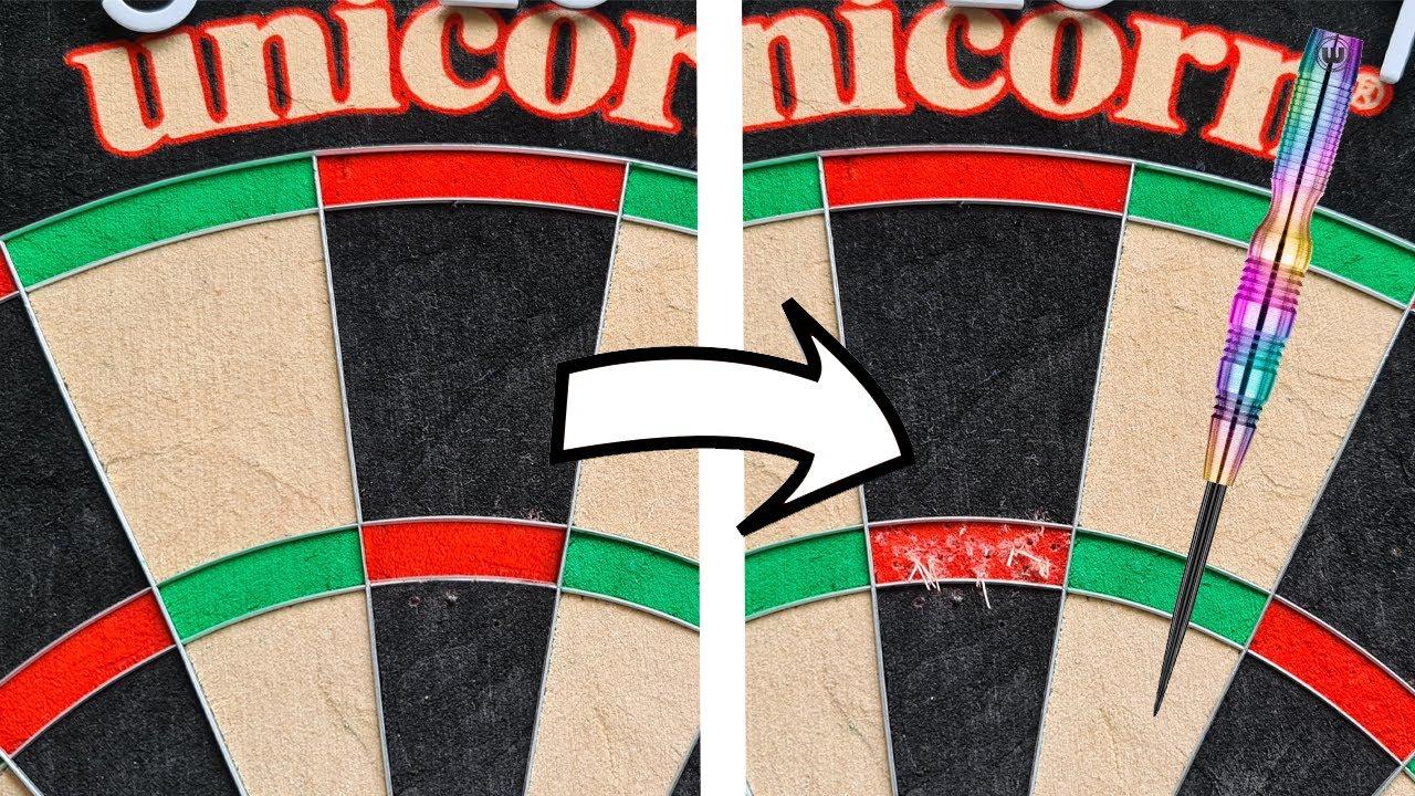Stress Testing Dartboards - Which Dartboard Is Better? (Unicorn Eclipse, Target, Winmau, Bulls)