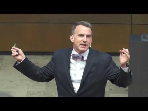 Edward Glaeser, Keynote lecture 56th ERSA Congress, Vienna