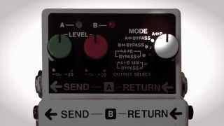 Roland Blogger выпуск 2 BOSS LS-2