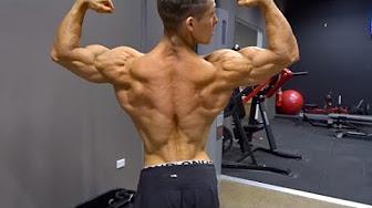 INSANE CHEST PUMP Workout   Teen Bodybuilder - YouTube