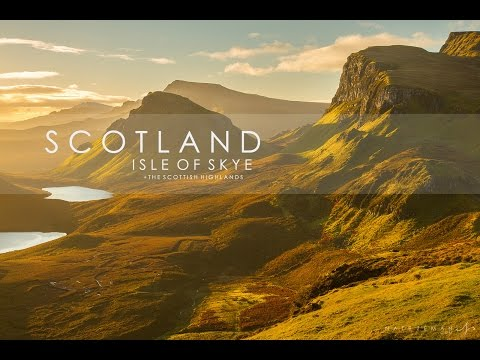 Scotland - Isle of Skye and Glen Coe - Photography - Behind the Scenes