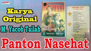 YACOB TAILAH & IRMA IDRIS - PANTON NASEHAT ( Official Lirik Video )