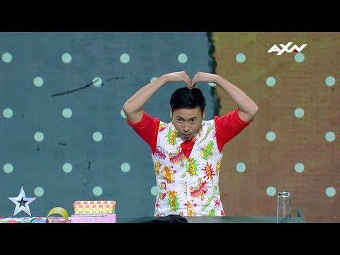 Akira Kimura Semi-Final 3 – VOTING CLOSED | Asia's Got Talent 2017