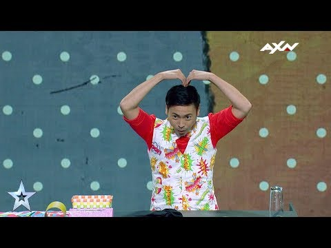 Akira Kimura Semi-Final 3 – VOTING CLOSED | Asia's Got Talent 2017
