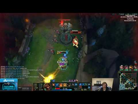 METEOS DRUNK INTING IN RANKED - 1 DEATH PER MINUTE
