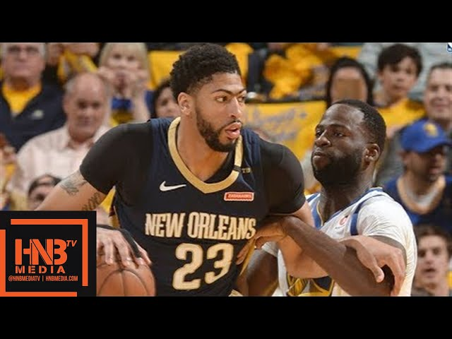 Golden State Warriors vs New Orleans Pelicans Full Game Highlights / Game 5 / 2018 NBA Playoffs