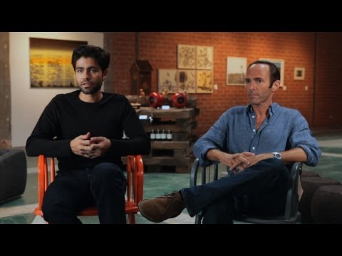 Adrian Grenier Wants to SHFT the Way You Live