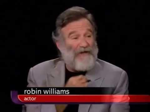 """""""Zoo is Hell"""" Robin Williams talking about """"Bengal Tiger at the Baghdad Zoo"""""""