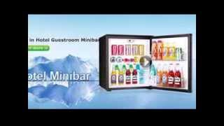 Professional Hotel Mini Bar Fridge Supplier in China - Wellway Refrigerator