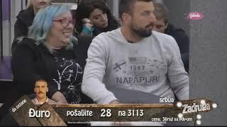 Zadruga 2 - Rasprava Stanije i Lune - 22.09.2018.