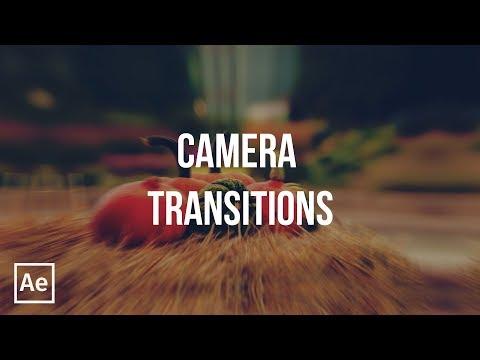 Создание переходов камерой в After Effects (Camera Transitions