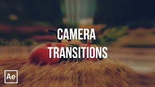 Создание переходов камерой в After Effects (Camera Transitions)