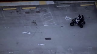 MLK Celebrations, illegal ATV Riders In Miami, Florida