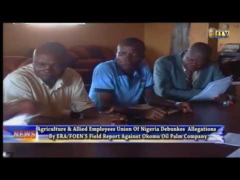AAEUN debunkes allegations by ERA/FOENs report against Okhomu oil
