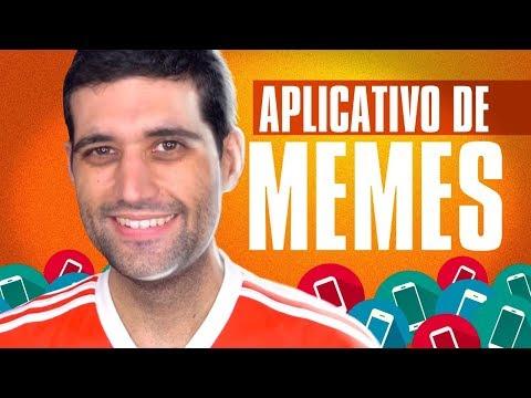 O aplicativo dos MEMES