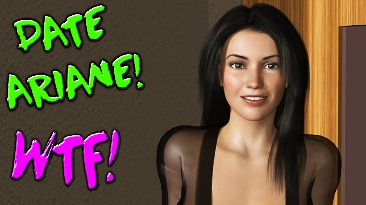 dating simulator games online free ariane play now play