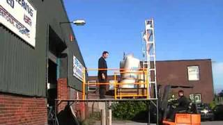 DRB Safety Barriers   Model 30 - Video 4