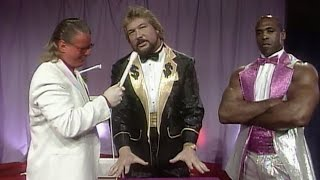 The Million Dollar Man unveils the Million Dollar Belt on Brother Love