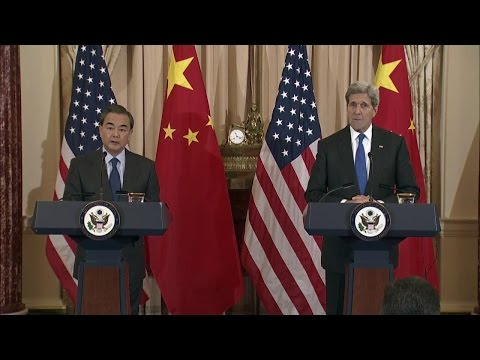 Secretary Kerry and Chinese Foreign Minister Wang Press Remarks