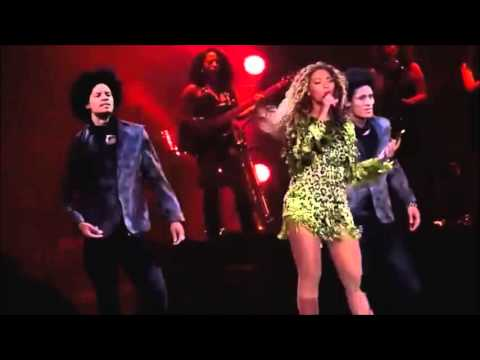 """Beyonce's best of """"Why Don't You Love Me"""" live (Mrs. Carter Show tour)"""