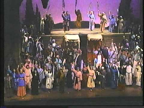 1998 Beaumont Passion Play - Beaumont, Texas