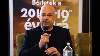 MÁV Szimfonikus Zenekar 2018-2019-es évada - Kesselyák Gergely, karmester ...  9. thumbnail