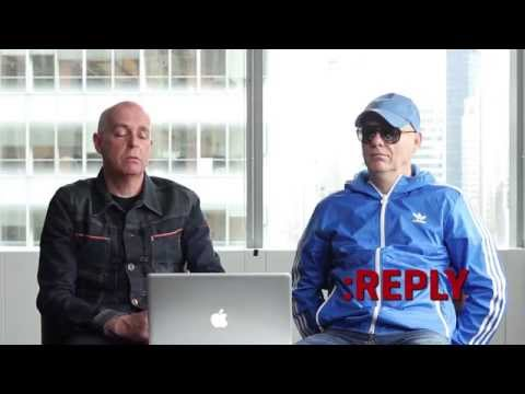 Pet Shop Boys - ASK:REPLY