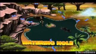 Madagascar Escape 2 Africa Wii Trailer