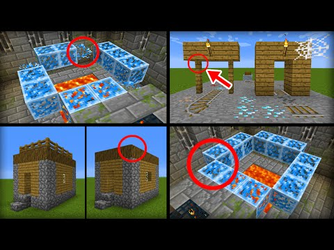 ✔ Minecraft: 10 Changes Made to Structures