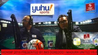 TSC ON RADIO LIVE | BARITO PUTERA 0 VS 1 AREMA CRONUS