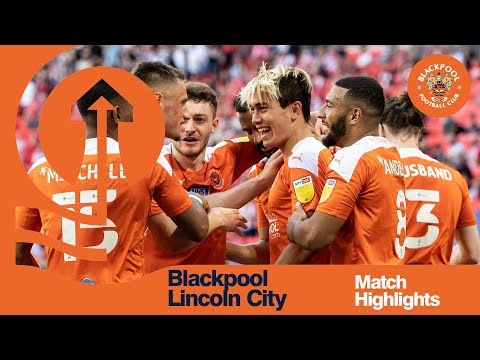Blackpool Lincoln Goals And Highlights