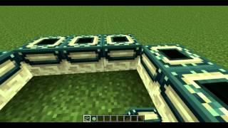 Minecraft : Как сделать портал в