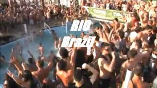 2011 Best House Electro Club music mix (Beach Party)