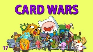 Adventure Time : CARD WARS - w/ SwimmingBird941 17 - iOS iPhone iPod iPad Android