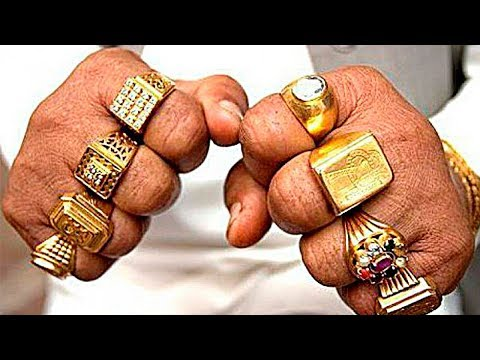 Почему мусульманам нельзя носить золото?