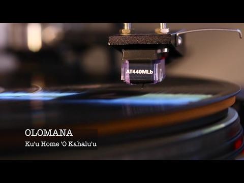 OLOMANA - Ku'u Home O Kahalu'u - 1976 Vinyl LP