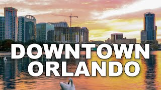Moving to Downtown Orlando