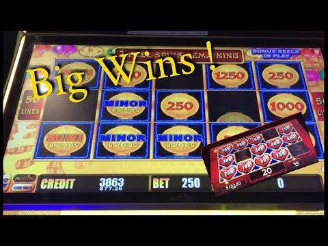 Massive Win Grand Jackpot 15 Collected Lightning Li