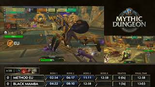 wow mdi spring cup finals day 1