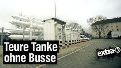 Realer Irrsinn: Die Wasserstofftankstelle von Wiesbaden | extra 3 | NDR