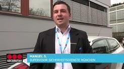 Securitas stellt sich vor: Supervisor Sicherheitsdienste München