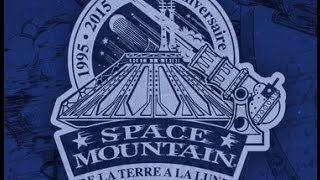 L'histoire Space Mountain - Disneyland Paris