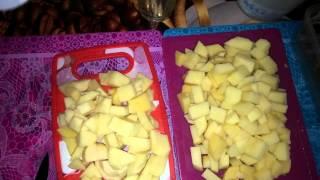 Как приготовить печень с картофелем в мультиварке